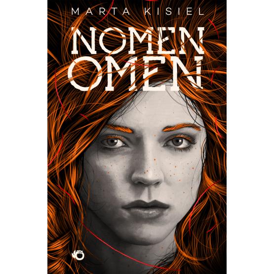 Książka Nomen Omen Marta Kisiel
