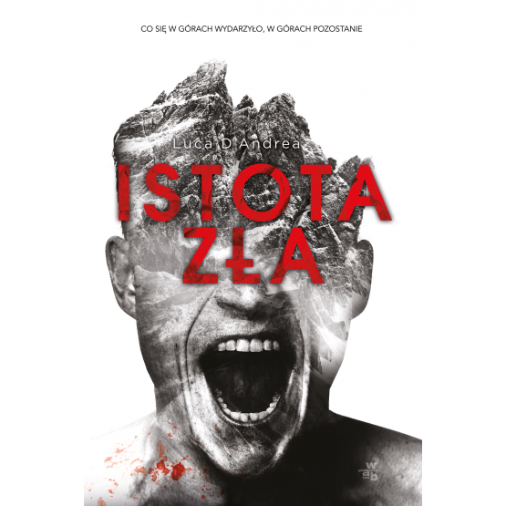 Książka Istota zła D'Andrea Luca