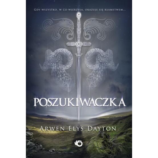 Książka Poszukiwaczka Dayton Elys Arwen