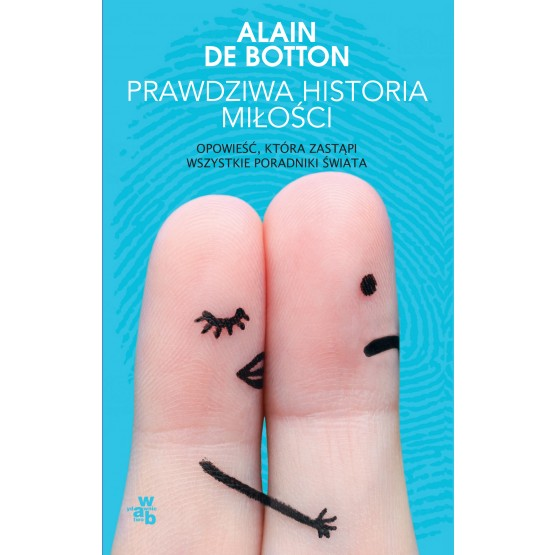 Książka Prawdziwa historia miłości Botton de Alain