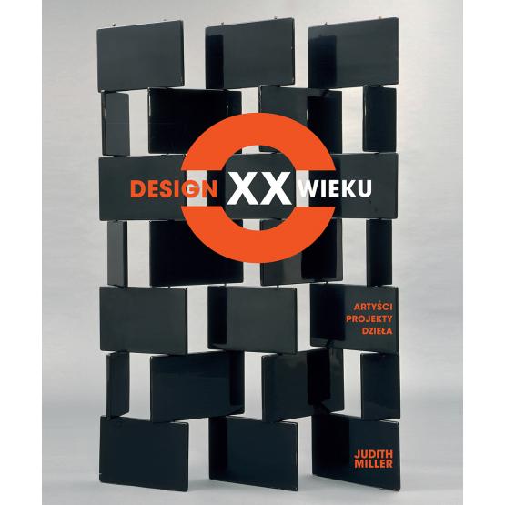 Książka Design XX wieku Miller Judith
