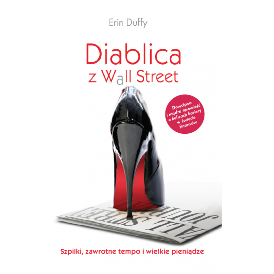 Książka Diablica z Wall Street Duffy Erin