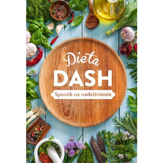 Książka Dieta DASH. Sposób na nadciśnienie Woźniak Beata