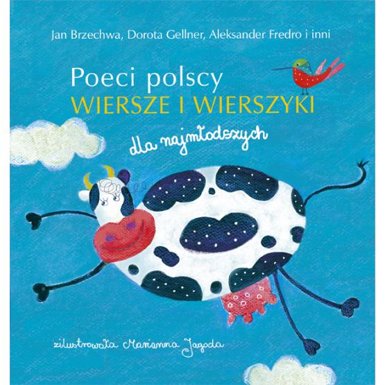 Książka Poeci polscy. Wiersze i wierszyki Praca zbiorowa
