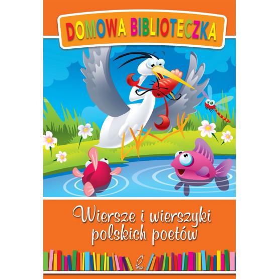 Książka Wiersze i wierszyki polskich poetów Praca zbiorowa