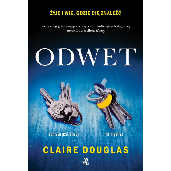 Książka Odwet Claire Douglas