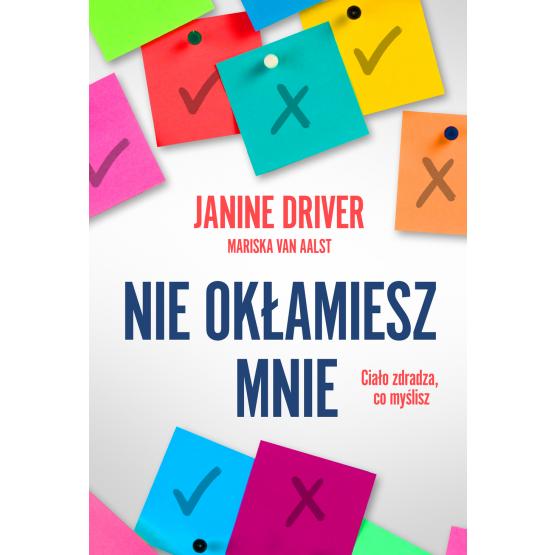 Książka Nie okłamiesz mnie Driver Janine