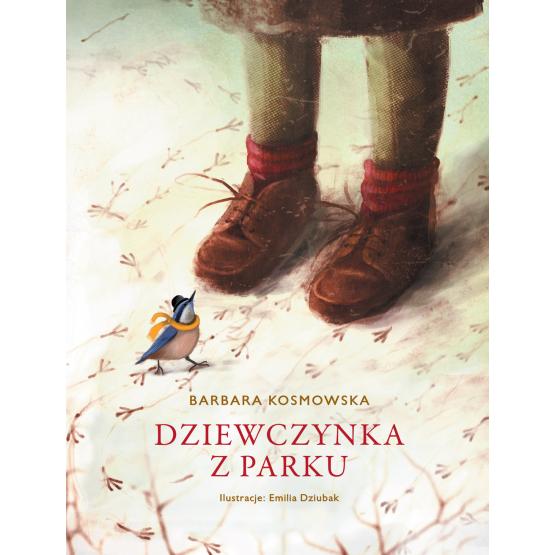 Książka Dziewczynka z parku Kosmowska Barbara