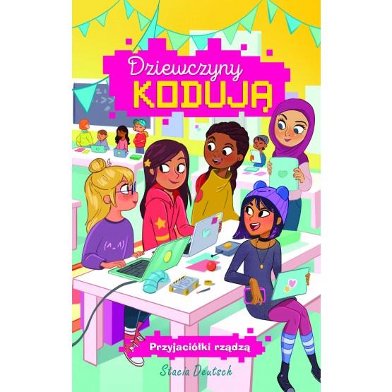 Książka Dziewczyny kodują. Tom 2. Dziewczyny rządzą