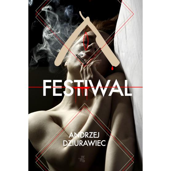 Książka Festiwal Dziurawiec Andrzej