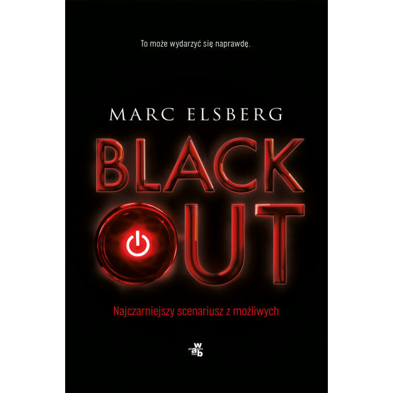 Książka Blackout Marc Elsberg