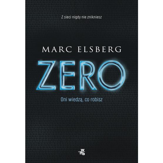 Książka Zero Elsberg Marc