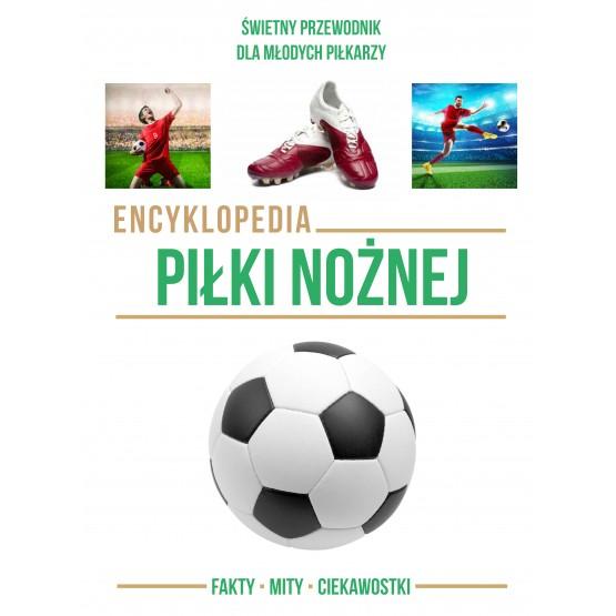 Książka Encyklopedia piłki nożnej praca zbiorowa