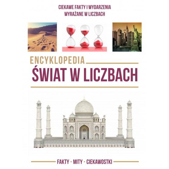 Książka Encyklopedia. Świat w liczbach praca zbiorowa