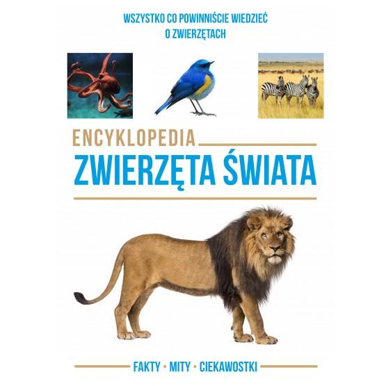 Książka Encyklopedia. Zwierzęta świata praca zbiorowa