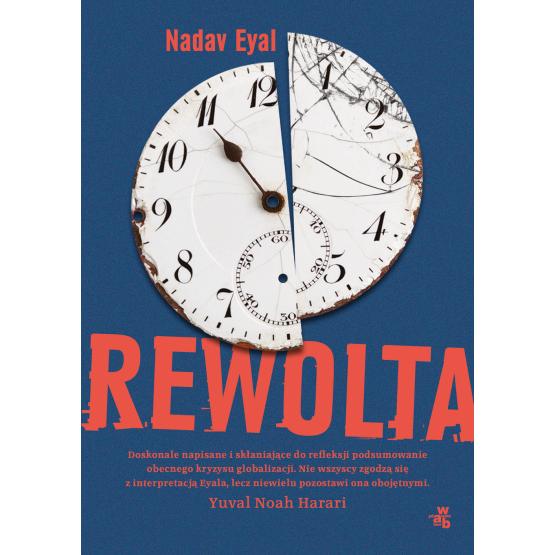 Książka Rewolta Eyal Nadav