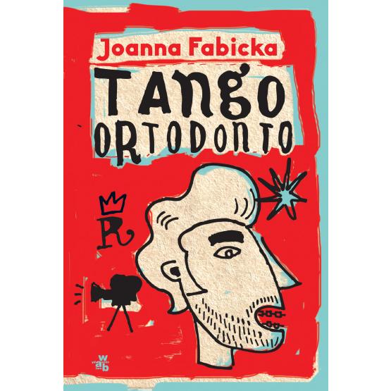 Książka Tango ortodonto Fabicka Joanna
