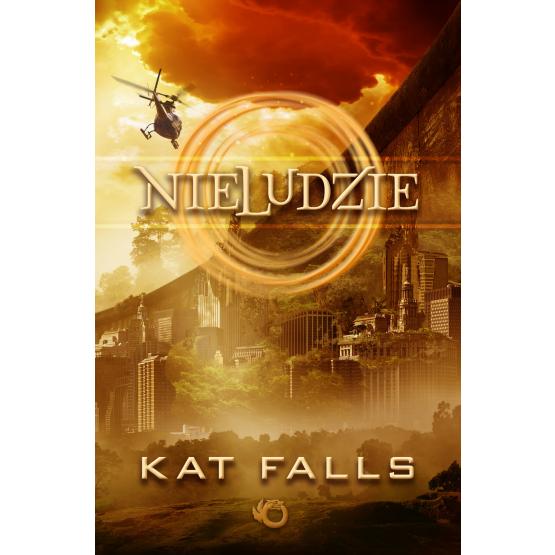 Książka Nieludzie Falls Kat
