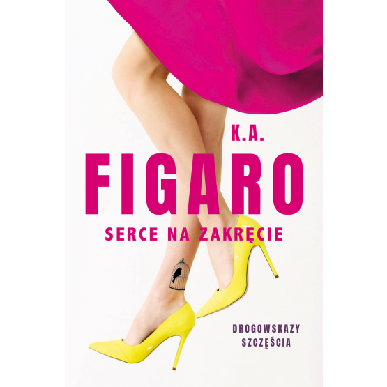 Książka Serce na zakręcie. Tom 2 K. A. Figaro