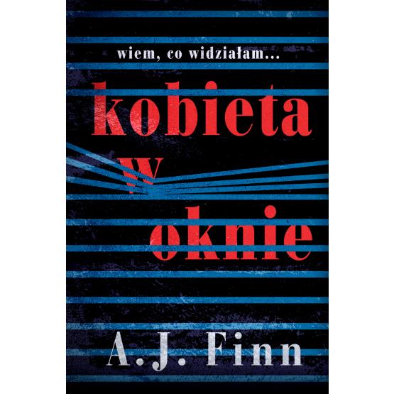 Książka Kobieta w oknie. Pocket A. J. Finn