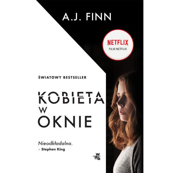 Książka Kobieta w oknie A.J. Finn