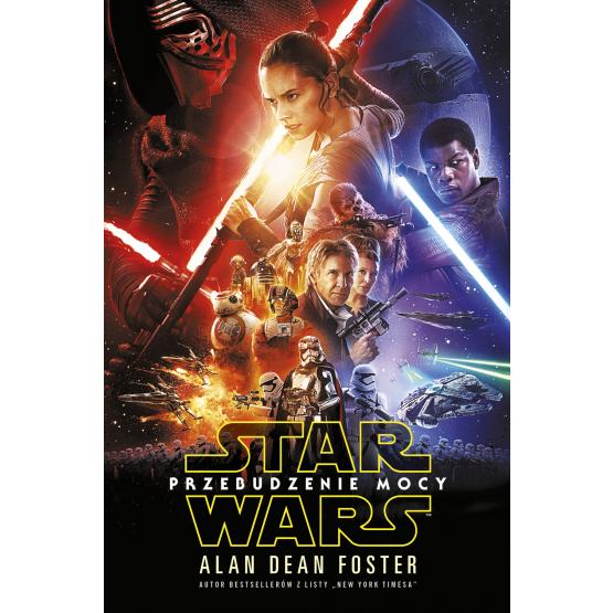 Książka Star Wars. Przebudzenie mocy Foster Dean Alan