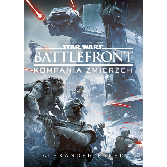 Książka Star Wars. Battlefront Freed Alexander
