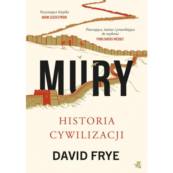 Książka Mury David Frye