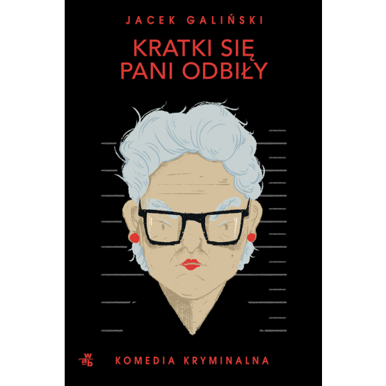 Książka Kratki się pani odbiły Jacek Galiński