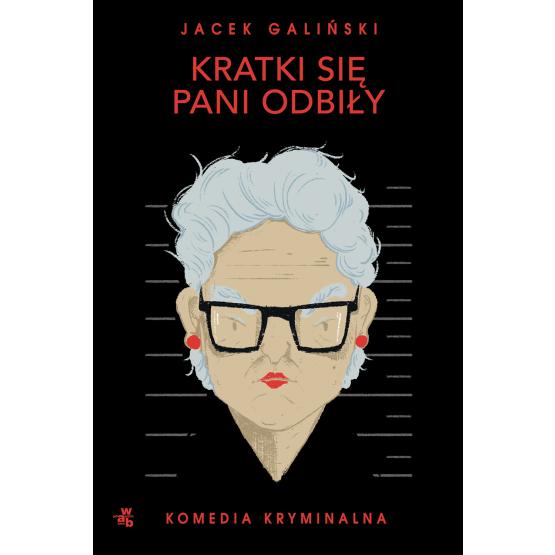 Książka Kratki się pani odbiły. Pocket Jacek Galiński
