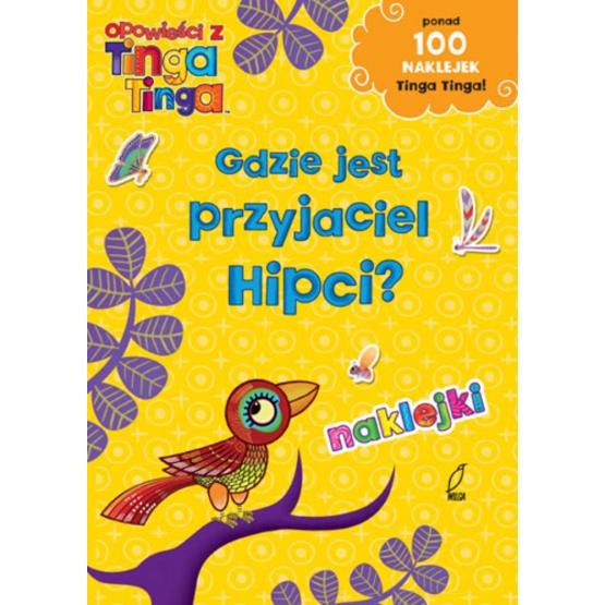 Książka Gdzie jest przyjaciel Hipci? Gakuya Edward