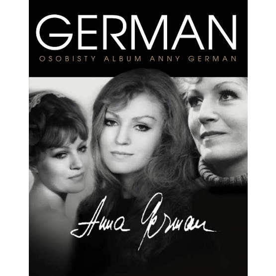 Książka Anna German. Osobisty album Baranowska Marzena