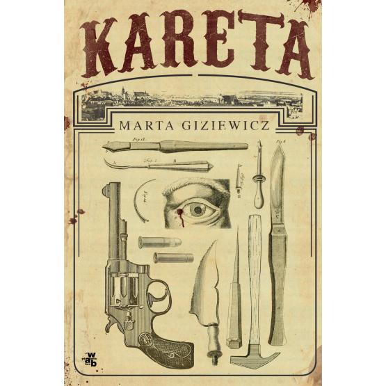 Książka Kareta Giziewicz Marta