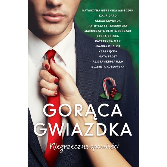 Książka Gorąca Gwiazdka Praca zbiorowa