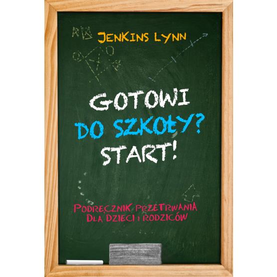 Książka Gotowi do szkoły? START Lynn Jenkins