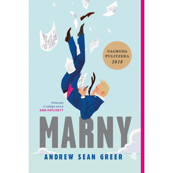 Książka Marny Andrew Sean Greer