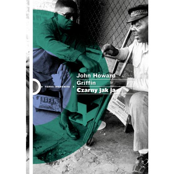Książka Czarny jak ja Griffin Howard John