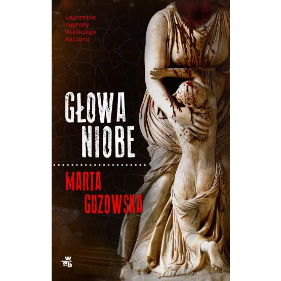 Książka Głowa Niobe Guzowska Marta