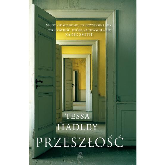 Książka Przeszłość Hadley Tessa