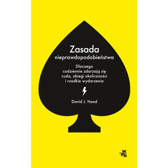 Książka Zasada nieprawdopodobieństwa Hand David