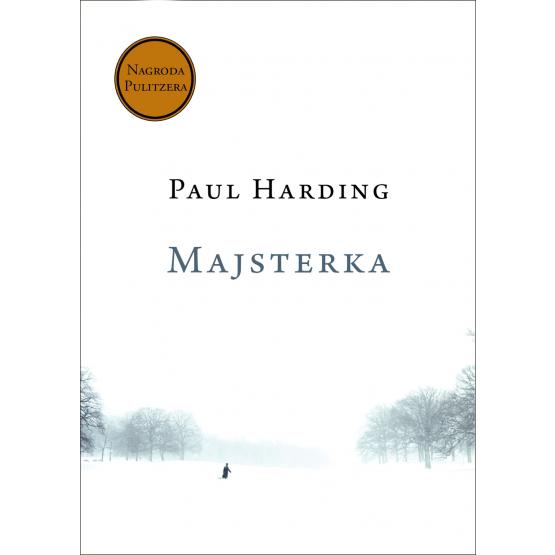 Książka Majsterka Harding Paul