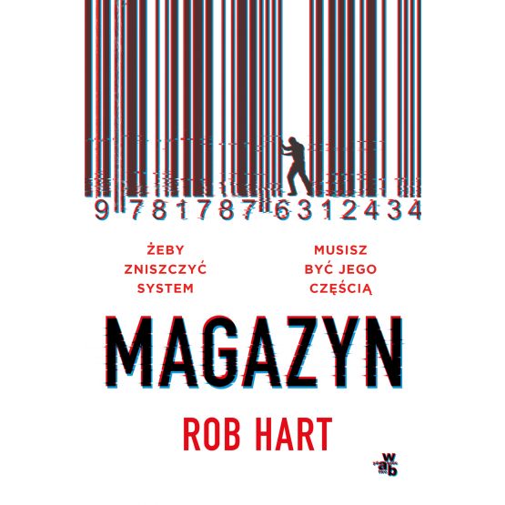 Książka Magazyn Rob Hart