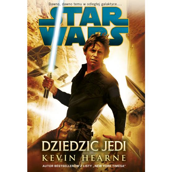 Książka Star Wars. Dziedzic Jedi Hearne Kevin