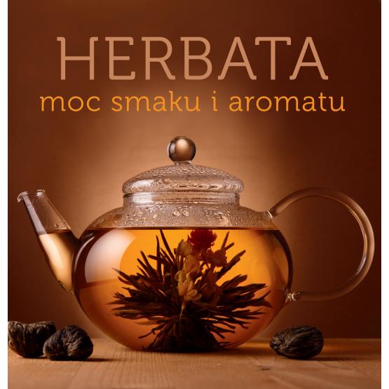 Książka Herbata. Moc smaku i aromatu Mrowiec Justyna