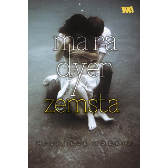 Książka Mara Dyer. Zemsta Hodkin Michelle
