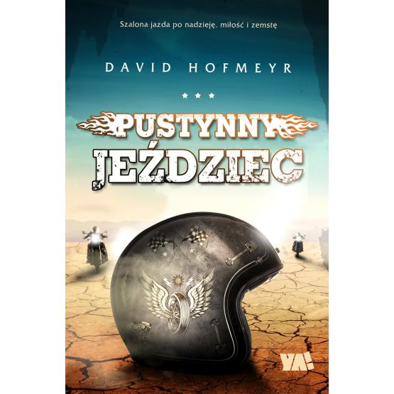 Książka Pustynny jeździec Hofmeyr David