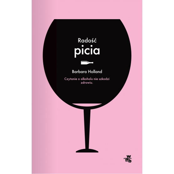 Książka Radość picia Holland Barbara