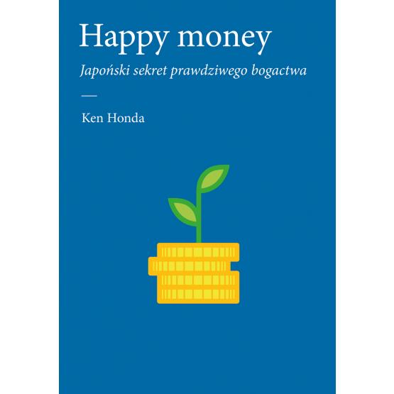 Książka Happy money Ken Honda