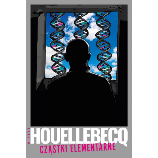 Książka Cząstki elementarne Houellebecq Michel