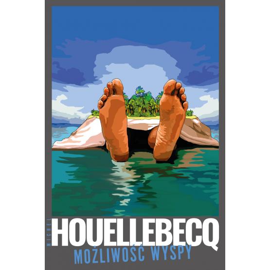 Książka Możliwość wyspy Houellebecq Michel